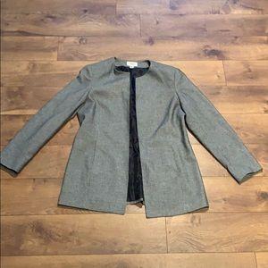 Women Talbots dress jacket